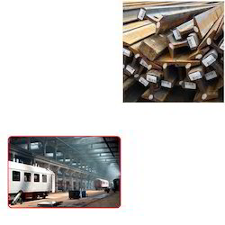 EOT Crane Rails for Railway Industry