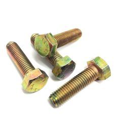 Golden Plated Screws