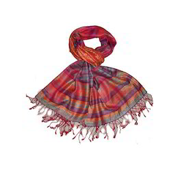 Modal Yarn Dyed Stole