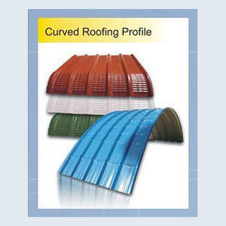 Curved Roofing Profile