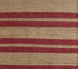 Stripe Jute Fabrics