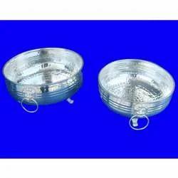 Metal Bowl Pair  ( BL - MW - 375 )