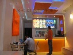 Interior Decoration Service Fast Food Restaurant Design Service Wholesaler From Delhi