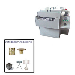 Cutting Etching Machine For Handicrafts Industries