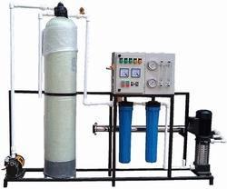 Mild Steel RO Water System
