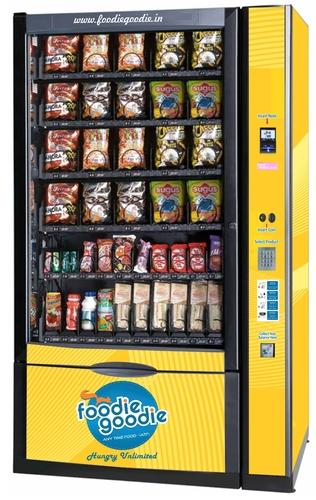 Auto Snacks Vending Machines Snacks Vending Machine