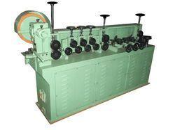 Roller Straightener Machine