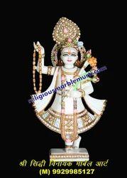 Marble Statue Shrinath Ji