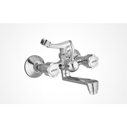 Wall Mixer Tel with Crutch Pearl