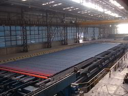Continuous Casting Machine Cooling Bed, For Industrial Use