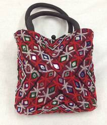 Kutchi Handicraft Hand Bag