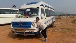 Tempo Traveller Rental In Varanasi