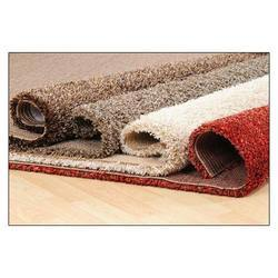 cotton and nylon and non woven Square Floor Carpets, for Home