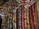 Silk Wool Printed Kani Stole