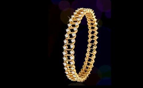 055aa5e1beea52 Indian Traditional Diamond Bangles at Rs 200000/piece(s) | Diamond ...