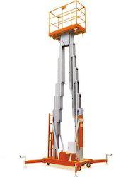 Dual Mast Aerial Access Work Platform