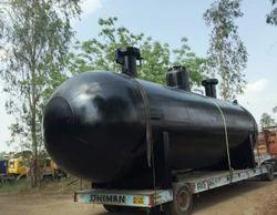 Propane Mounded Storage Tank