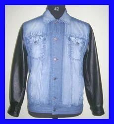 Men's Full Sleeve Denim Jacket