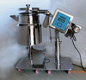 Tablet Metal Detector with De Duster