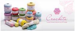 Crochet Yarn, for Hand Knitting
