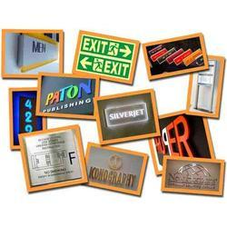 Industrial Signages