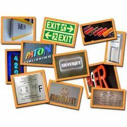 Building Signages