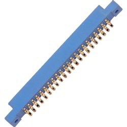 Blue PCB Card Edge Connector