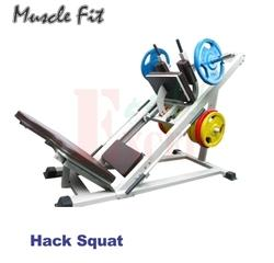 Hack Squat 2 in One