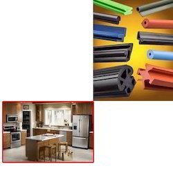 Silicone Rubber Extrusions for Home Appliances