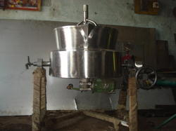 Modern Mawa Machine