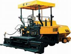 Road Paver Rental Services