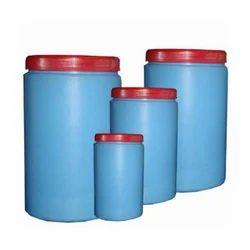 Round Plastic Jar