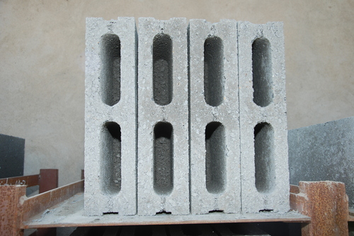 Cement Fly Ash Bricks : Omkar infracon private limited manufacturer of cement