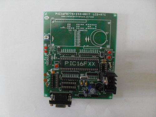 Pic 16f877a Development Board