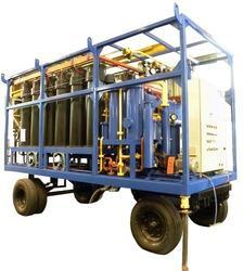 Mobile Type Oil Transformer Regeneration Plant