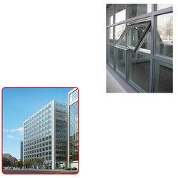 Curtain Walls In Thane Maharashtra Suppliers Dealers