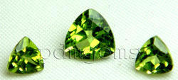 Peridot Gemstone For Pendant