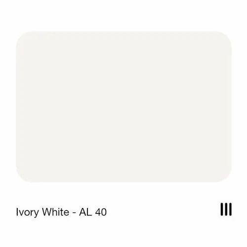 Ivory White Aluminium Composite Panels