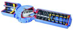 Scotchyoke Pneumatic & Hydraulic Actuator