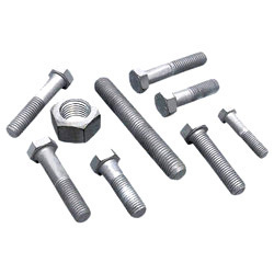 Ms,High Tensile HDG Bolts And Nuts, 50 Kgs Bags