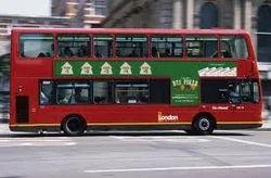Bus Advertising Panels