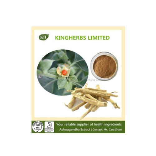 Ashwagandha Extract (Alkaloids / Withanolides)