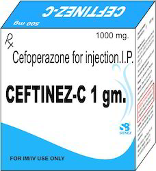 Cefoperazone 1000 Mg For Injection
