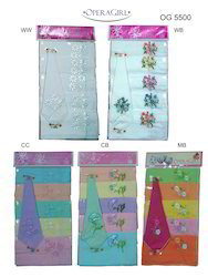 Embroidered Hankies