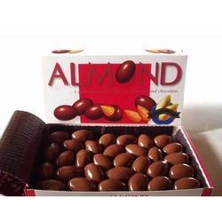 Chocolate Coated Almond