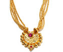 Womens Trendz Chandramukhi Jondhali Pot Necklace