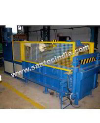 Single Compression Scrap Balers - Horizontal Type
