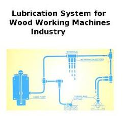 Lubrication System for Wood Working Machines Industry