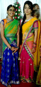 Traditional Pure Silk Half Saree