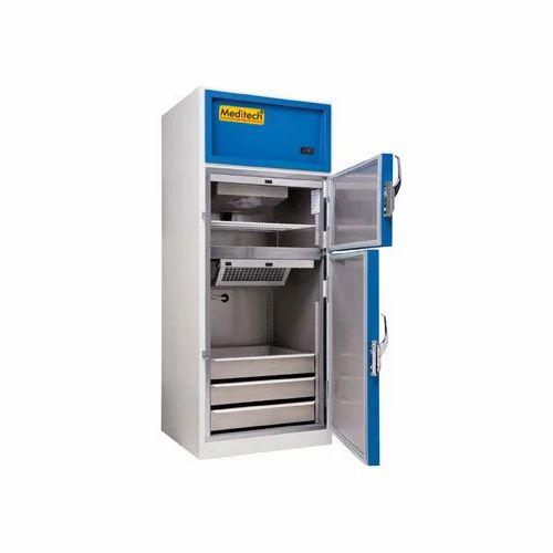 Dual Temperature Beverage Refrigerator